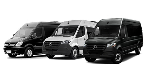 Luxury Sprinter Vans