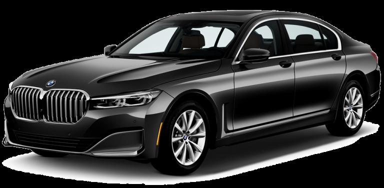 BMW 7 Series Luxury Sedan