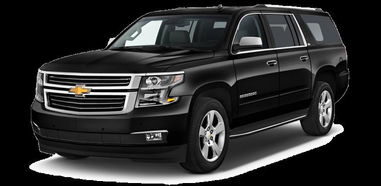 Chevrolet Suburban LTZ Luxury SUVs